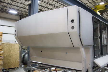 Stainless Steel Bead Blasting Services in NW Ohio