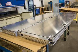 Aluminum Fabrication Pictures