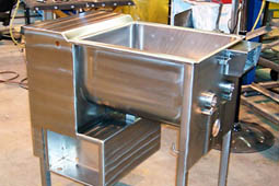 304 Stainless Meat Grinder